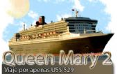 QUEEN MARY II - O RETORNO